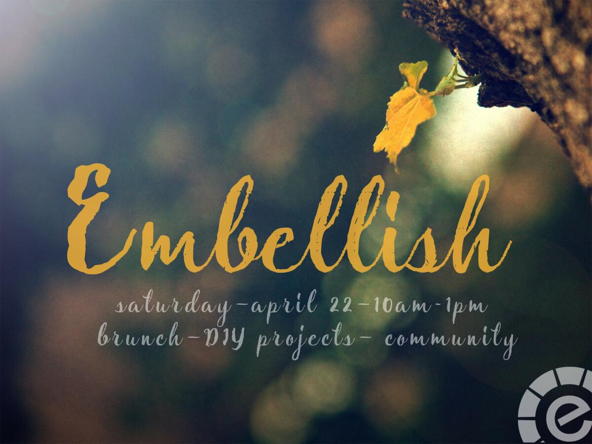 Embellish Women's Event