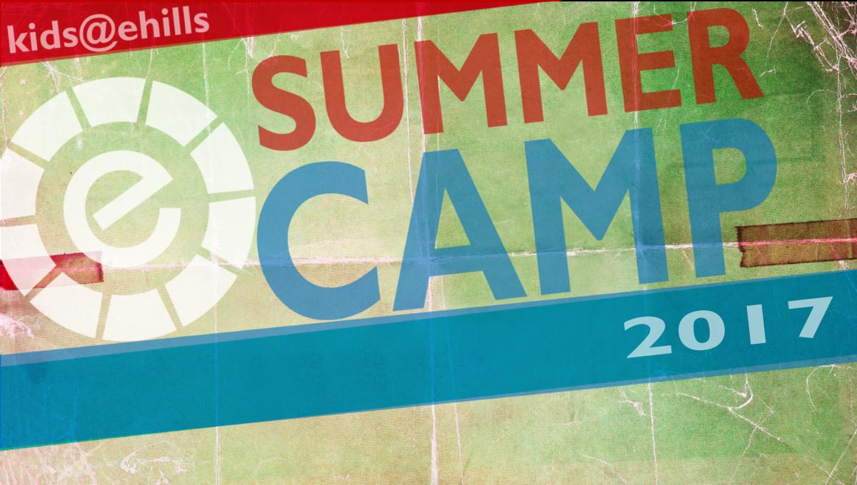 kids@ehills Summer Camps 2017