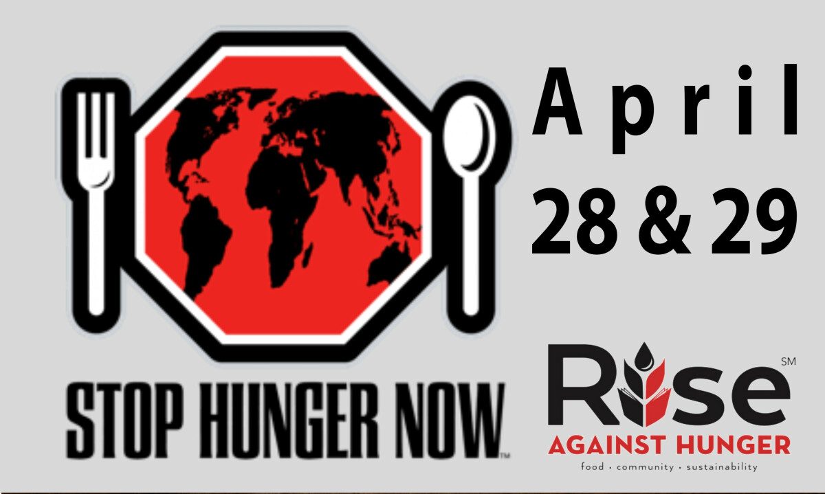 Stop Hunger Now (Rise against Hunger)