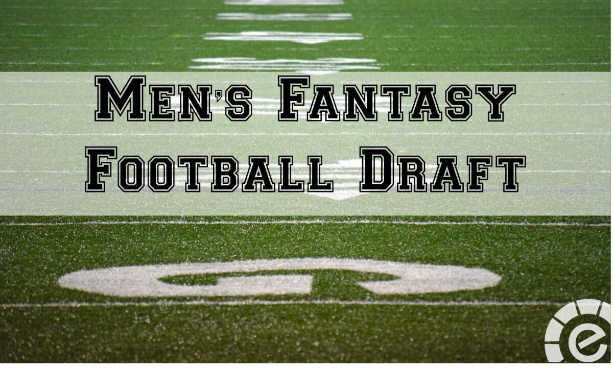 Men's Fantasy Football Draft