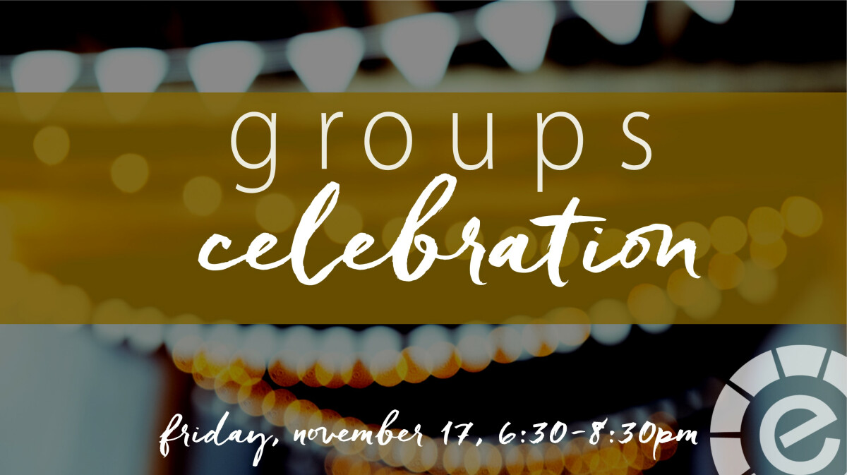 Groups Celebration