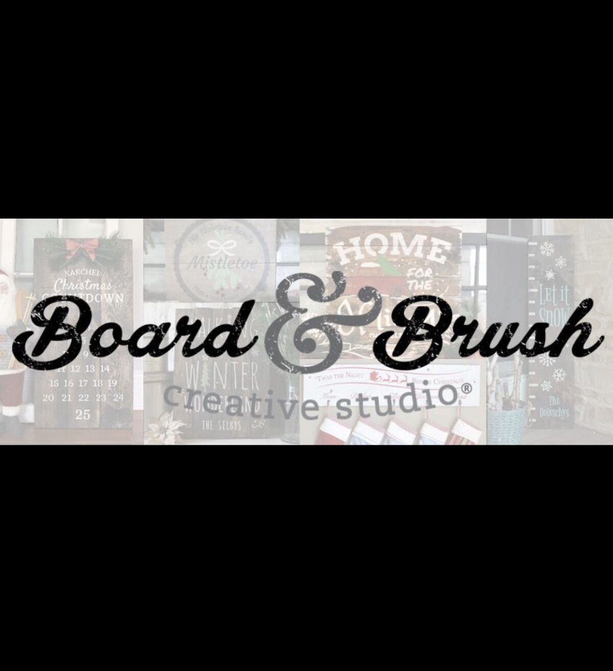 Women's Board & Brush Workshop