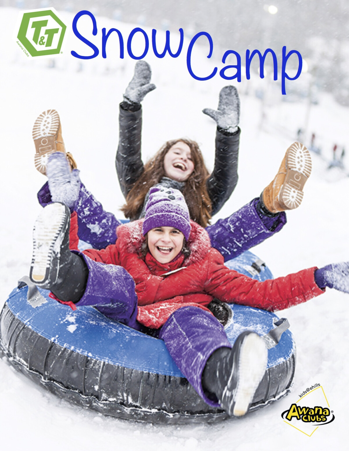 Awana Snow Camp