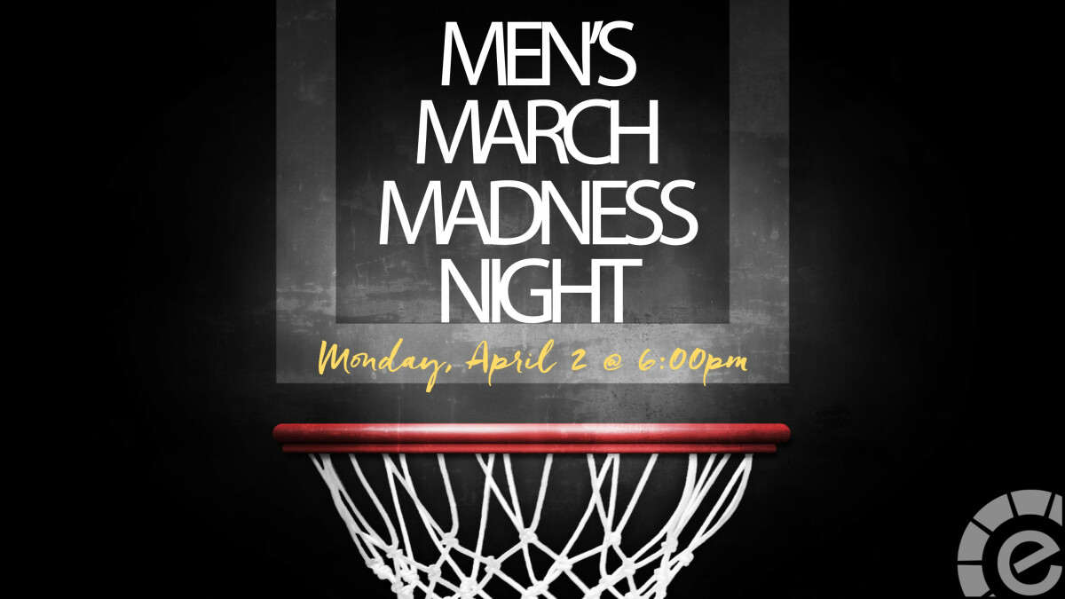 Men's March Madness Game Night