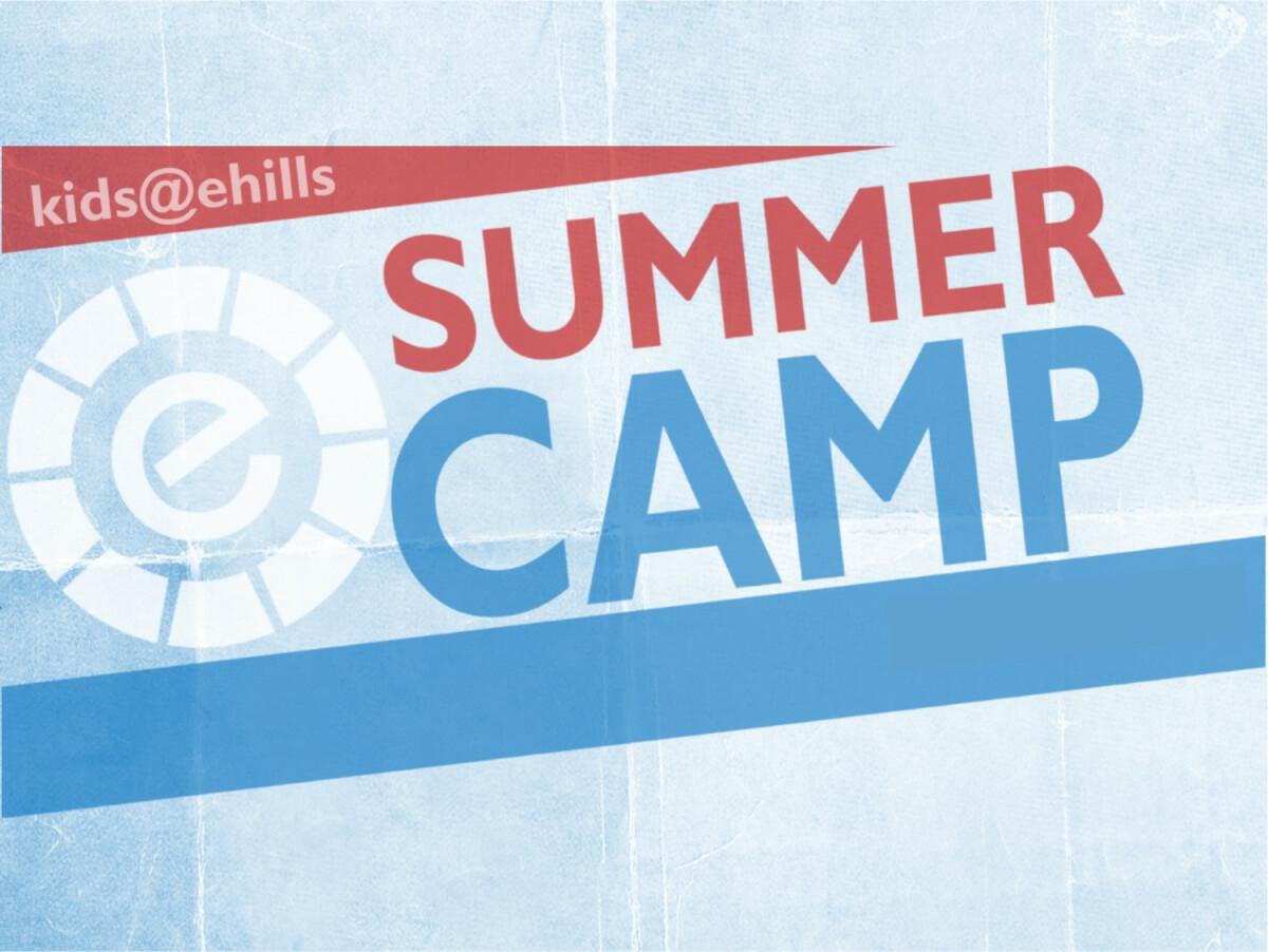 kids@ehills Summer Camps