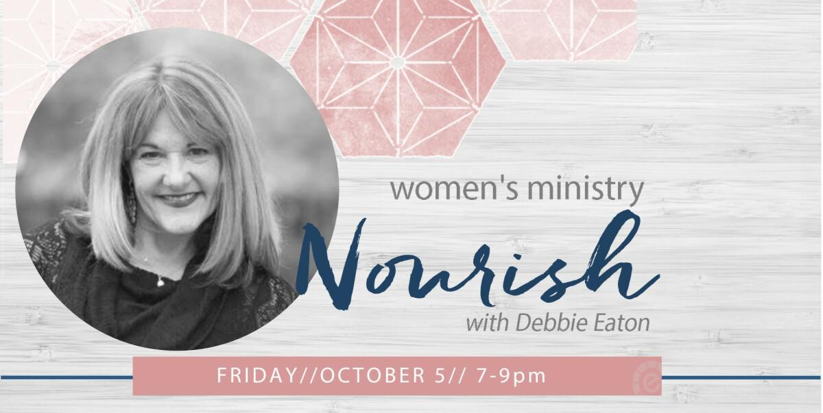 Nourish with Debbie Eaton